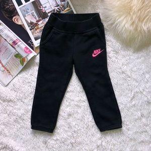 Nike joggers toddler girl